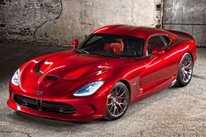 2013 SRT Viper is Here: First Official Photos and Video