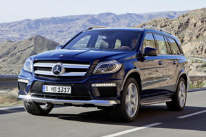2013 Mercedes-Benz GL-Class Makes its Grand Debut