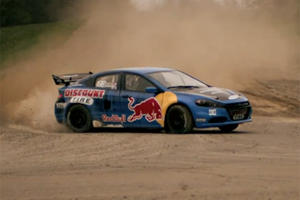 2013 Dodge Dart Rally Car Unveiled at New York with Travis Pastrana Video