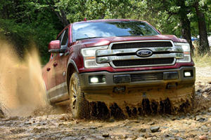 A New 2018 Ford F-Series Truck Is Sold About Every 35 Seconds