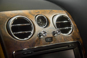 You Can Now Spec Your Bentley With The Wood From A Very Special Tree