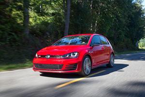 Volkswagen Axes Golf GTI In Europe