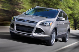 If You Drive A Ford Fusion Or Escape, Make Sure To Leave The Parking Brake On