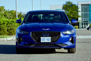 2019 Genesis G70 Test Drive Review: Origin of the Species