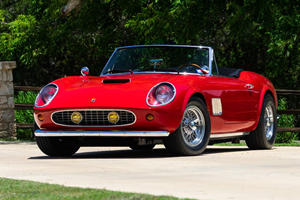 You Can Own The Famous Ferrari 250 GT From Ferris Bueller's Day Off