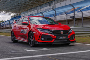 Honda Civic Type R Racks Up Another Record At Estoril