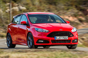 Here's More News About The Next Ford Focus ST America Won't Get