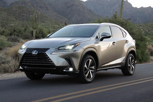 2019 Lexus NX Hybrid Test Drive Review: Japan's Hail Mary Leap Into Luxury Dominance