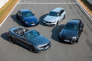 2019 Mercedes-AMG C63 Refreshed With Some Big Improvements