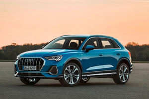 2020 Audi Q3 First Look Review: Audi Loves To Play Leapfrog