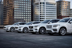 Volvo XC40 Will No Longer Be The Only Model In Volvo's Subscription Service