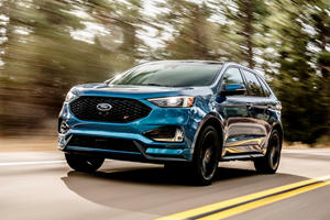 Ford Needs To Focus On SUVs To Succeed In Europe