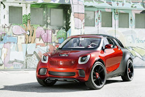 Why Mercedes-Benz Needs To Make Smart The Next MINI