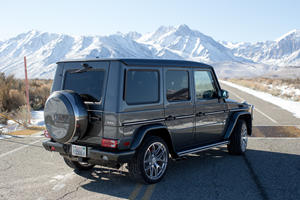 Mercedes-Benz AMG G65 Recalled To Slow It Down - In Reverse