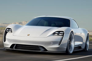 We Finally Know The Porsche Taycan's Technical Specifications