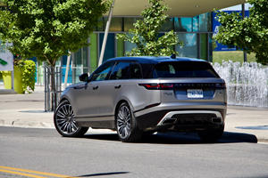 2019 Land Rover Range Rover Velar Test Drive Review: Meet Me In The Middle