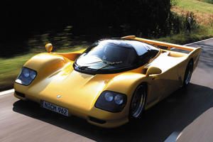 Road Cars That Started Life As Race Cars