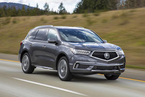 Here's What's New For The 2019 Acura MDX Sport Hybrid