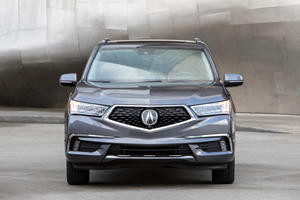 2019 Acura MDX Hybrid Review