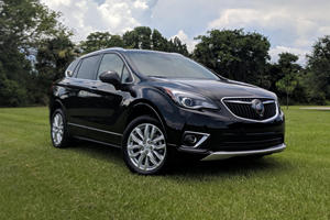Buick Begs Trump To Pardon The Chinese-Built Envision