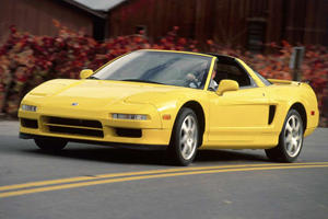 What's The Better Investment? An Original Acura NSX Or The Stock Market?