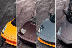 This Exceptional Collection Of Limited-Production Lamborghinis Needs A New Home
