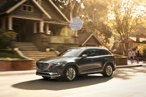 2019 Mazda CX-9 Gains Some Juicy Features Plucked From the Mazda 6