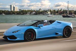 Changing A Lamborghini's Oil Isn't Much Easier Than A Bugatti's