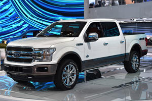 Ford Has Sold How Many Trucks And SUVs So Far This Year?