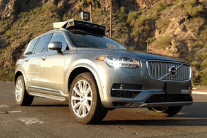 Volvo's Safety Technology Could Have Prevented That Deadly Uber Crash
