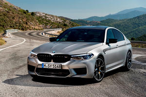 2019 BMW M5 Competition First Drive Review: The Competition Spec Awakens The Force