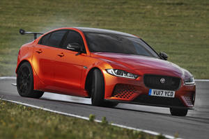Jaguar Land Rover Phasing Out Its Supercharged V8?