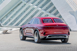 Vision Maybach Ultimate Luxury Concept First Drive Review: A Fresh Perspective On The Luxury Car