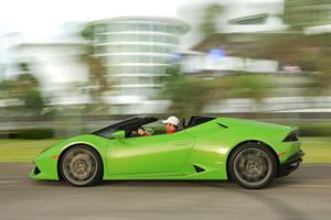 Lamborghini Huracan Driver Partying In Dubai Gets $45,000 In Speeding Tickets