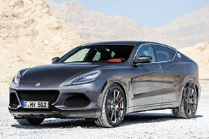 Is Lotus Planning Two Crossovers In Addition To An SUV?
