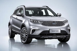 Ford Territory SUV Making A Comeback As A Rebadged Chinese-Built SUV
