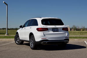 2018 Mercedes-Benz GLC 300 & GLC 350e Test Drive Review: Two Steps Forward, One Step Back