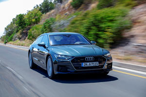 2019 Audi A7 Is Actually Cheaper Than The Outgoing Model