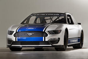 2019 Ford Mustang NASCAR Cup Car Is Ready To Race
