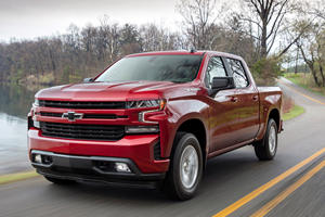 Here's How GM Spied On The Ford F-150 To Improve The New Silverado And Sierra