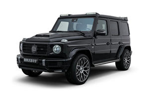 Brabus Turns The New Mercedes G500 Into A 500-HP Monster SUV