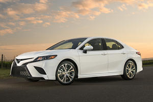 Toyota Camry Isn't Going Anywhere Despite Massive Crossover Popularity