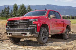 2019 Chevrolet Silverado Designers And Engineers Were Given Permission To Go Wild