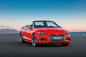 2019 Audi S5 Convertible Review