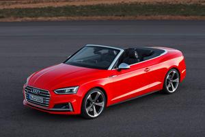 2018 Audi S5 Cabriolet Review
