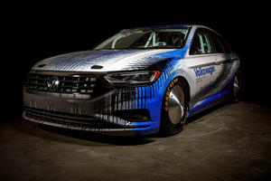 The 200-MPH Volkswagen Jetta Is Having Issues With Salt Flat Record Attempt