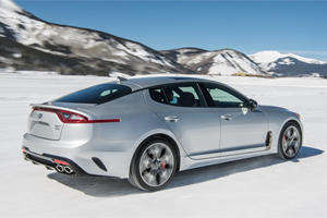 Are Kia Stinger Sales Living Up To The Hype? Here Are The Numbers