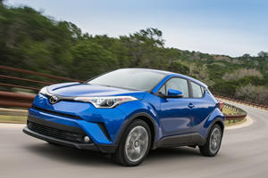 Toyota CH-R May Get Screwed By Turkish Trade War