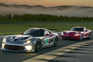 SRT Viper GTS-R is Returning to American Le Mans Series