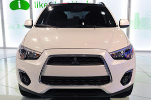 Cosmetic Changes to the 2013 Mitsubishi Outlander Sport